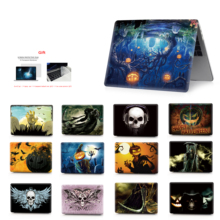 Halloween printing Laptop Case For MacBook Air Retina Pro 11 12 13 15 New with Touch Bar