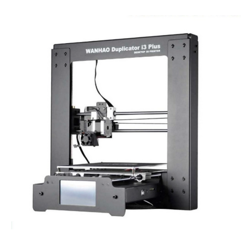 NEW 2016 I3 Plus 3D printer WANHAO. Fast shipment from the factory. Low price invoice