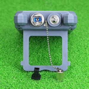 Image 3 - Kelushi Alle In Een Opticalall In een Fiber Optische Power Meter 70 Tot + 10dBm 1Mw 5Km Fiber Kabel Tester Visual Fault Locator