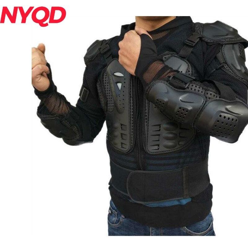 Qualité A + + moto rcycles armure protection moto croix vêtements protection moto croix retour armure protecteur - 4
