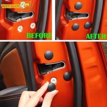 12 Stuks Auto Deurslot Schroef Protector Cover Voor Honda Civic Fit Jazz CR-V Crv HR-V Accord Odyssey Jade Stad crider
