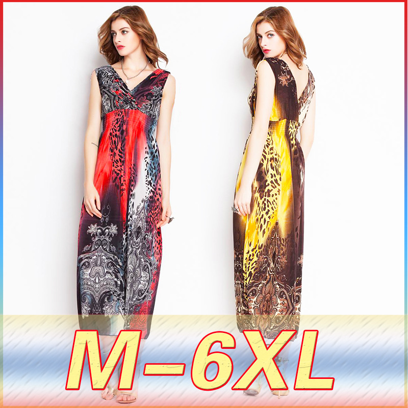 New 2016 21colors plus size  summer new  peacock bohemia long beach dress sexy casual