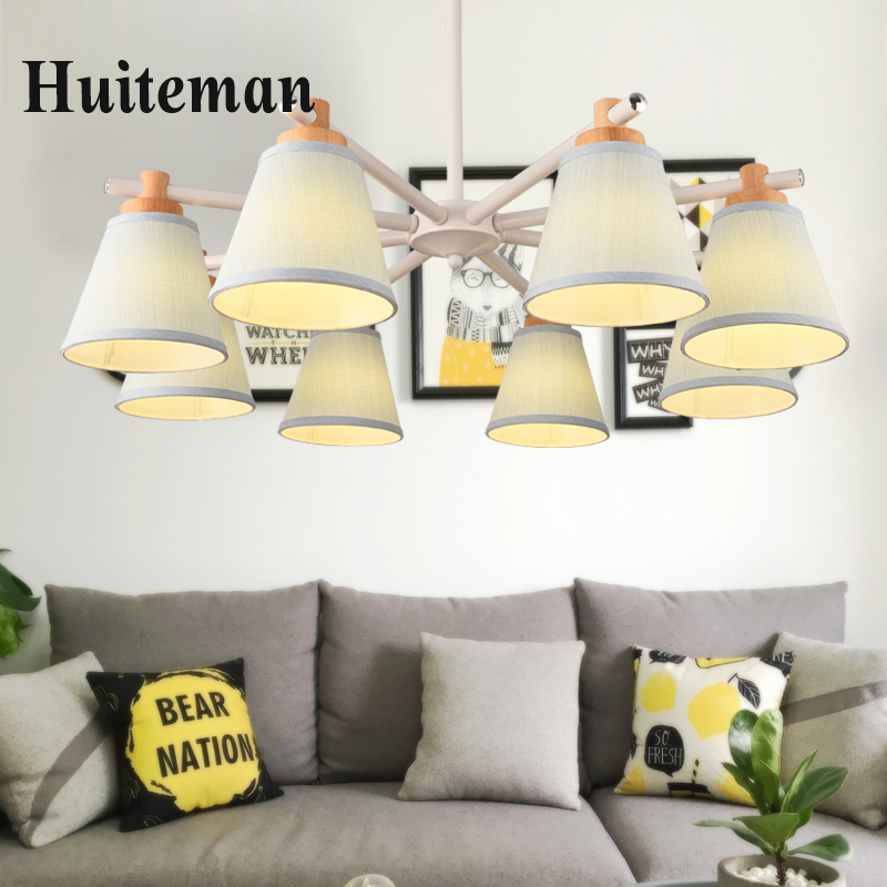 Modern LED chandelier Novelty Living Room illumination Nordic Fixtures home lighting living room lights dining room hanging lamp modern crystal chandelier hanging lighting birdcage chandeliers light for living room bedroom dining room restaurant decoration