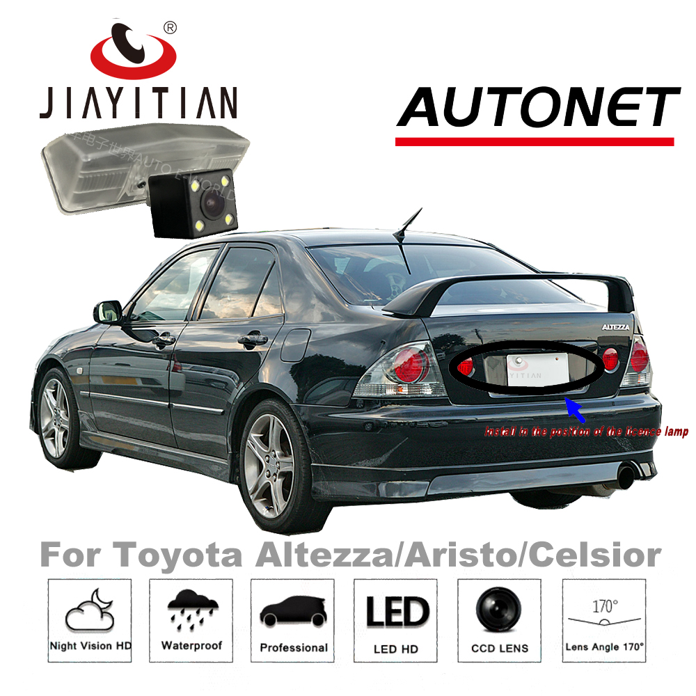 Backup Rear Reverse Camera For Toyota Altezza Aristo Celsior Wiring Diagram Jiayitian View Ccd