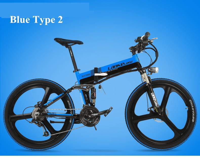 "HTB1sRnfaqagSKJjy0Fhq6ArbFXaW - XT750D 27 Velocity 500W Tremendous Energy Excessive High quality 26"" Foldable Electrical Bicycle, 36V/48V Hidden Lithium Battery Mountain Bike MTB"