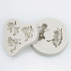 Image 5 - 3D детская фотоформа для мастики, инструмент для украшения тортов, аксессуары для кухни, форма для мыла