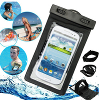 100 Sealed Waterproof Bag Punch Underwater Back Cover Case For IPhone 6Plus 6S 5s For Touch