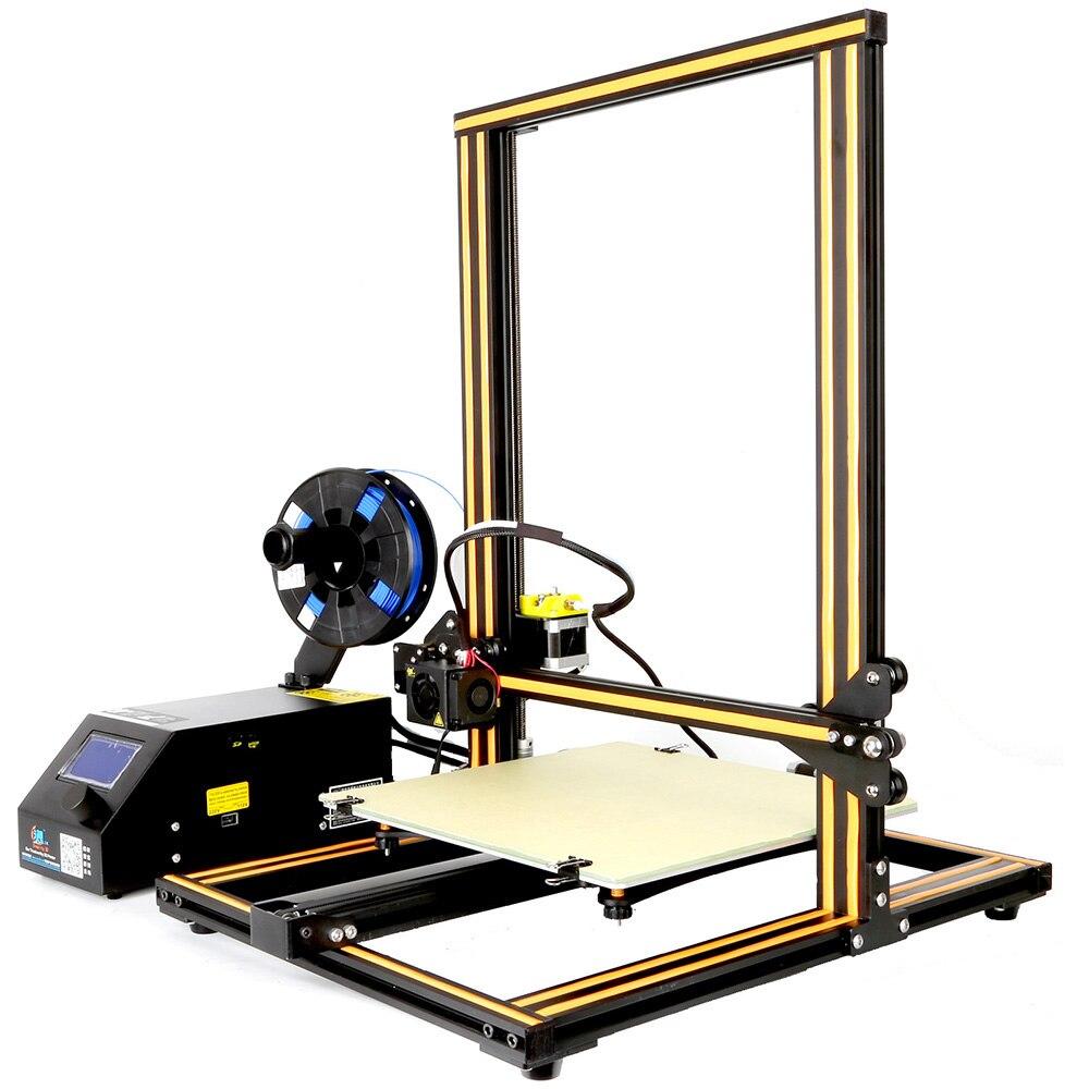 400x400x3 мм боросиликатное стекло опора для кровати для DIY Creality CR 10 Тарантул I3 3d принтер - 6