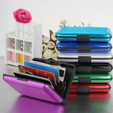 Hot Sale Multifunction  Credit Card Storage Organization Travel Multi Card Change  Cassette Coin Purse  Organization  YA155