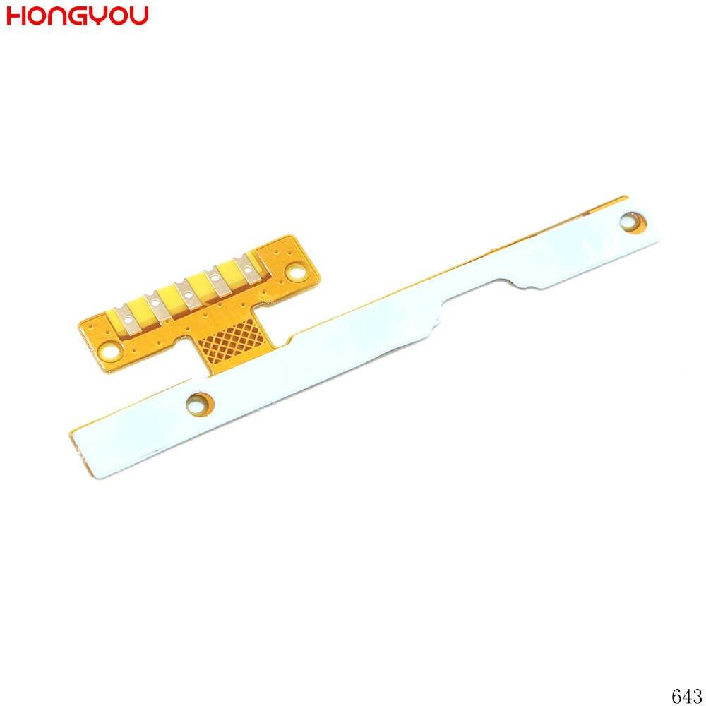 כוח כפתור על/כיבוי נפח אילם מתג לחצן Flex כבל עבור Lenovo A536