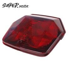 Мотоцикл стоп-сигнал предупреждение о тормозе индикатор сигнала задние стоп DC 12 V свет лампы для Honda CB400 VTEC 03-08 III CB1300 03-06
