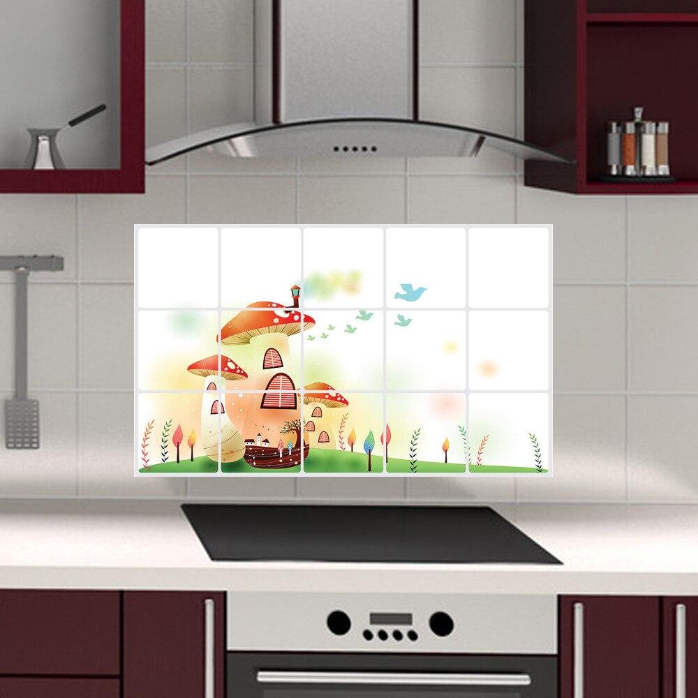 Home Decor For Kitchen Online Get Cheap Mushroom Kitchen Decor Aliexpresscom Alibaba