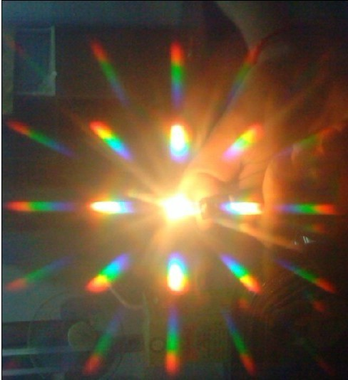 Consumer Electronics Party Fireworks Rave Paper Diffractive Glasses With Flame Diffraction 3d Glasses 100pcs/lot