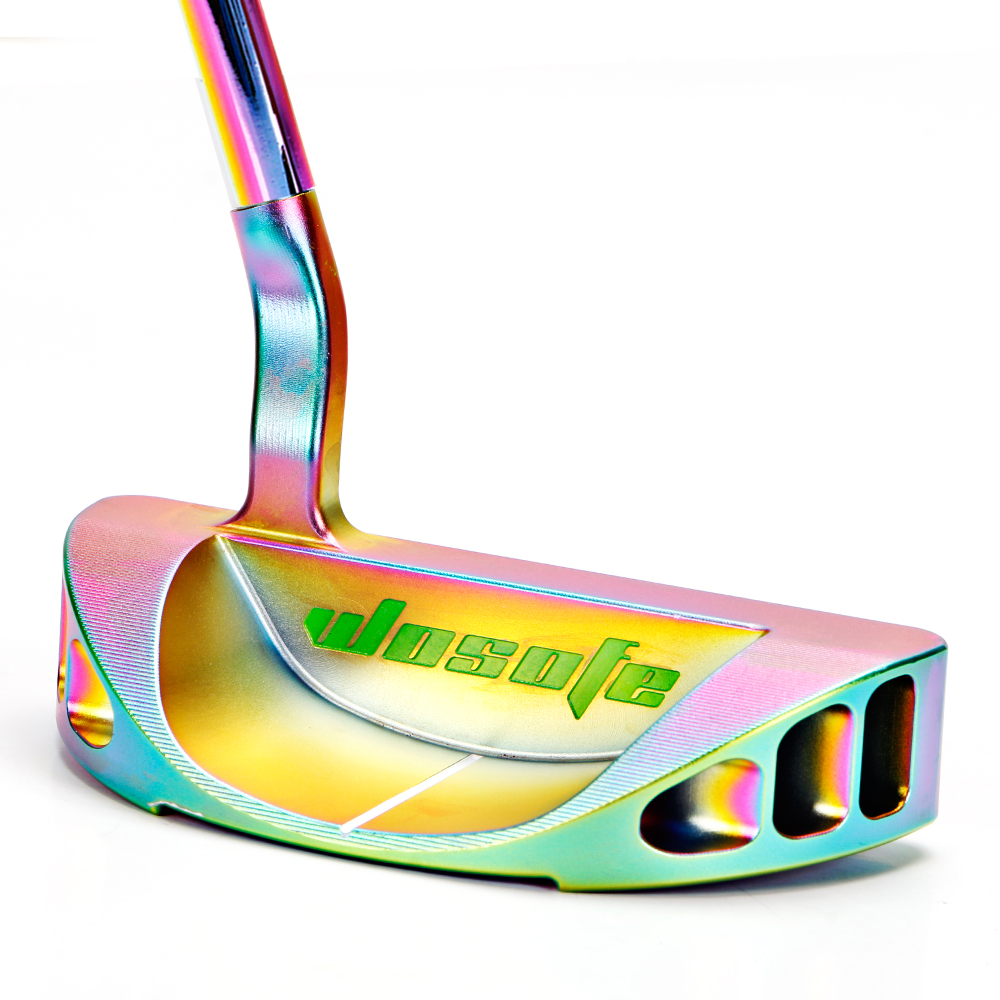 Image 3 - NEW golf putter of clubs men's right  handed festoon putter steel shaft free shipping-in Golf Clubs from Sports & Entertainment