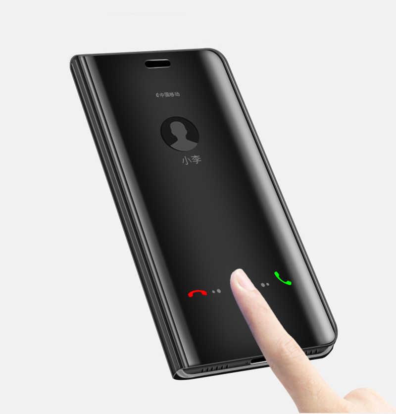 Прозрачный флип-чехол для Xiao mi Pocophone F1 mi A1 A2 Lite 8 5X 6X mi x 2 3 Red mi Note 4 5 Plus 5A Prime 6 Pro 4A 4X 6A S2