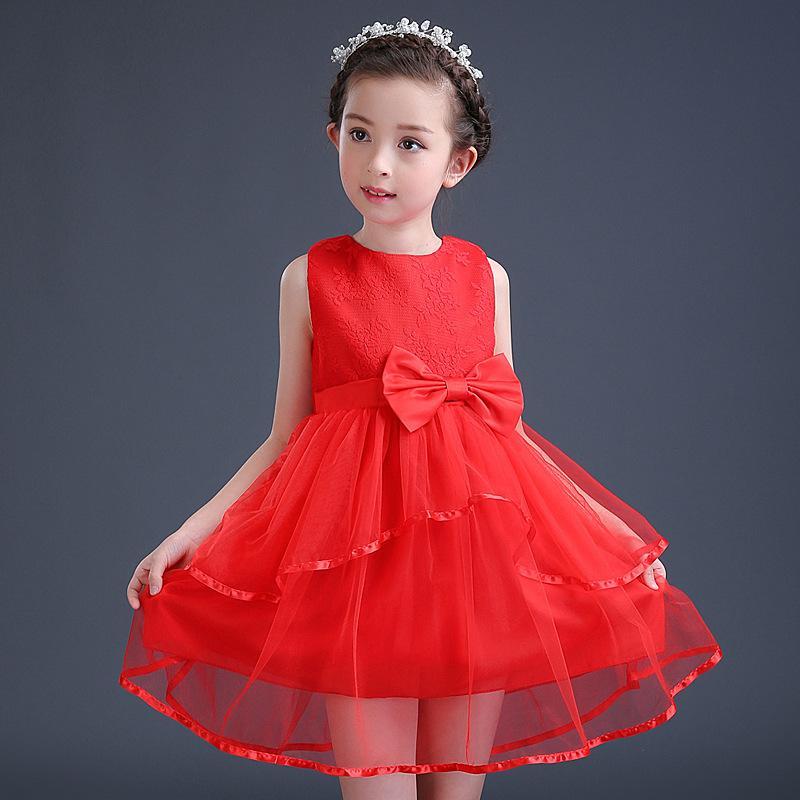 Детские платья на вечеринку