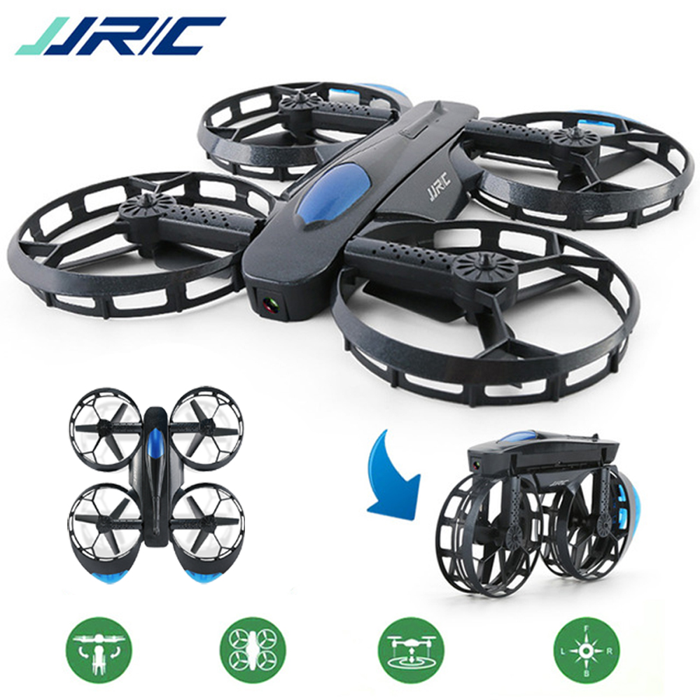 JJR/C jjrc H45 BOGIE Wifi FPV Quadcopter RC Drone with 720P Camera Voice Control Altitude Hold Foldable Mini RC Helicopter Dron