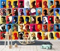 [Self Adhesive] 3D Anime Movie Character Cartoon Avatar 7 Wall Paper mural Wall Print Decal Wall Murals