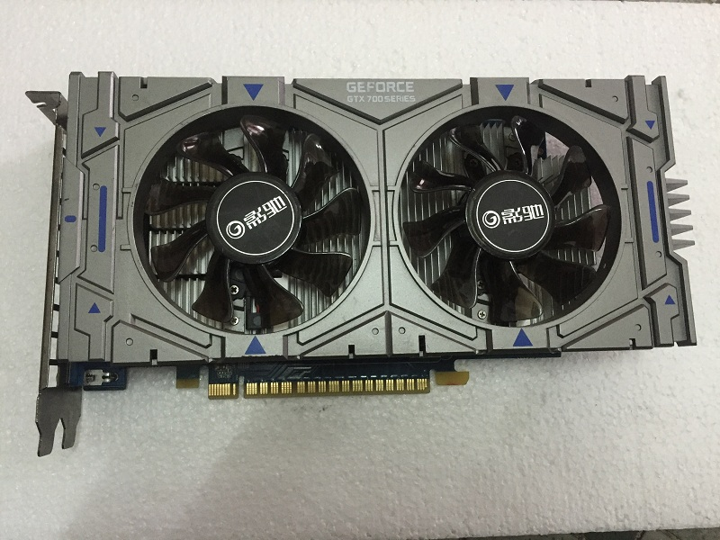 GTX750TI graphics cards used cards