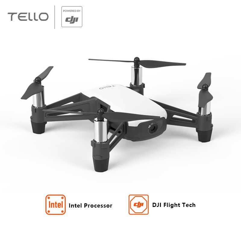 DJI Tello Mini Drone APP Remote Control Toy FPV RC Quadcopter Drones 720P  HD Transmission Camera with EZ Shots For DJI Tello
