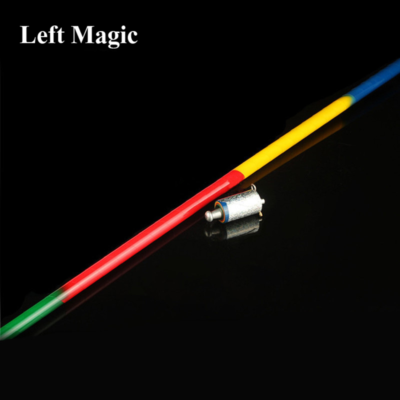 Metal Appearing Cane 4 (Color) Magic Tricks 110CM Cane Magician Cane Magic Close Up Stage Magic Magic Props Magia Tricks