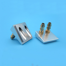 1PC Double Inlet Water Tank Metal Water Intake Nozzle for DIY font b RC b font