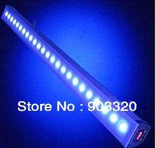 Заводская цена 24 шт. * 3 Вт RGB 3in1 светодиодные прожекторы, светодиодный светильник настенный для Свадебные украшения, свет этапа