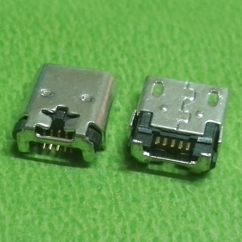 2pcs Usb Charger Charge Charging Port Plug Dock Connector For Nokia Lumia 735 730 Rm-1109 Rm-1113 1072 640 Xl 930 Xl 530 Jack