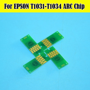 Ink cartridge ARC|Auto Reset Chip For Epson Stylus T40W/TX600FW/TX550W/TX610 T23/T24/TX105/TX115 Printer 4PC/Set