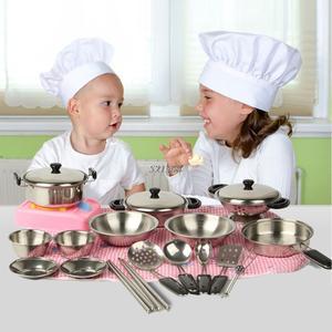 Top 10 Steel Kitchen Set Kids List