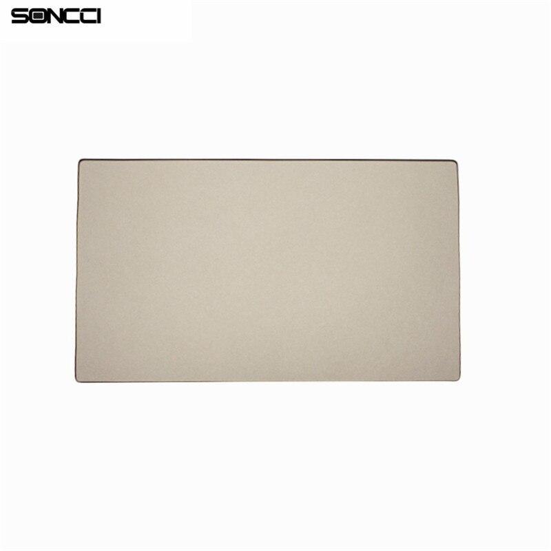 Soncci A1534 2015 2016 nouveau écran tactile pavé tactile or/gris/argent pour MacBook 12