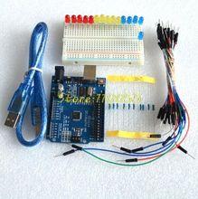 Free shipping 1set UNO R3 Kit Small Tool carton box for arduino DIY Basic Kit Freeshipping Dropshipping