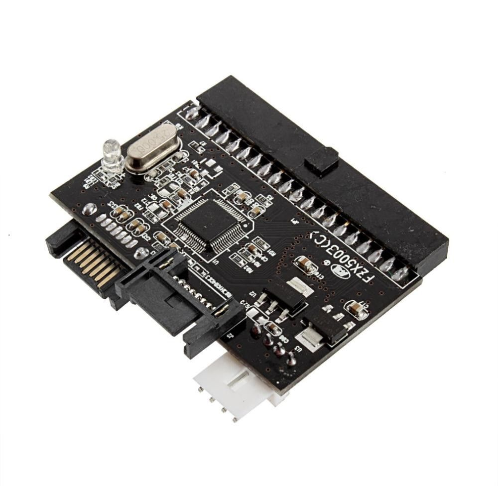 2 in 1 SATA to IDE Converter / IDE to SATA Adapter Converter for DVD/ CD/ HDD #DY1106