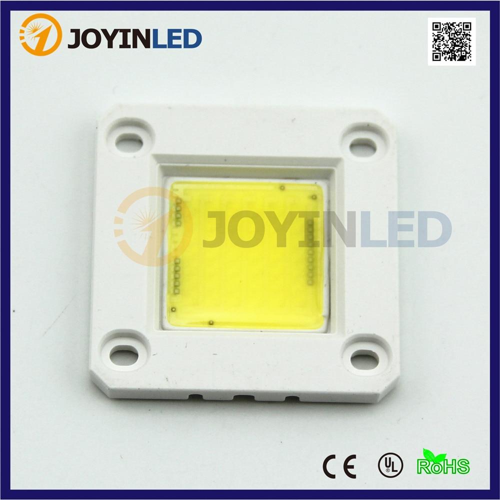 30W 50W vysoce výkonný led Chip IC Integrovaný LED dioda LED COB Chip Driver na deskách Led Chip pro LED Led světla přírody světla