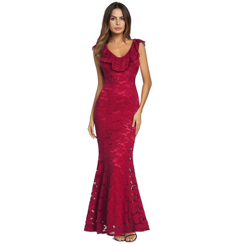 Ou Gracieux Livraison rouge GratuiteDate Sexy Robe fuchsia D'été Dentelle Slim Style Belle Fit Dame Noir Printemps trsdhCxQ
