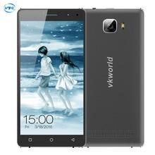 VKworld T3 ROM 16 ГБ Сети 4 Г Смартфон 5.0 дюймов 2.5D дуги Экран Android 5.1 MTK6735 Quad Core 1.0 ГГЦ RAM 2 ГБ + ВНУТРЕННЯЯ ПАМЯТЬ 16 ГБ