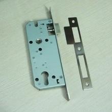 1PCS Security Door 8545/4585 European Mortise Lock Lockbody Anti-theft Body Gate Room Mute Repair Parts