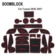 Интерьер автомобиля Кубок мат двери слот ворота Pad наклейки для hyundai Solaris 2 Ix35 Creta IX25 аксессуары для hyundai Tucson 2017 2016