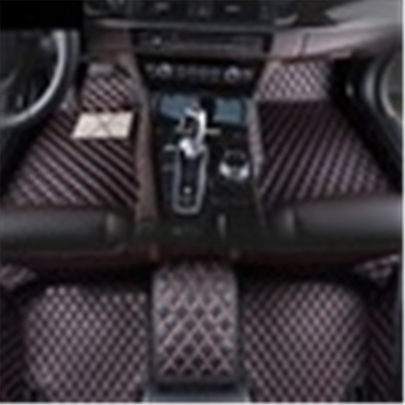 For BMW 3 Series E90 2009 2010 2011 2012 Car Styling Custom Car Floor Mats