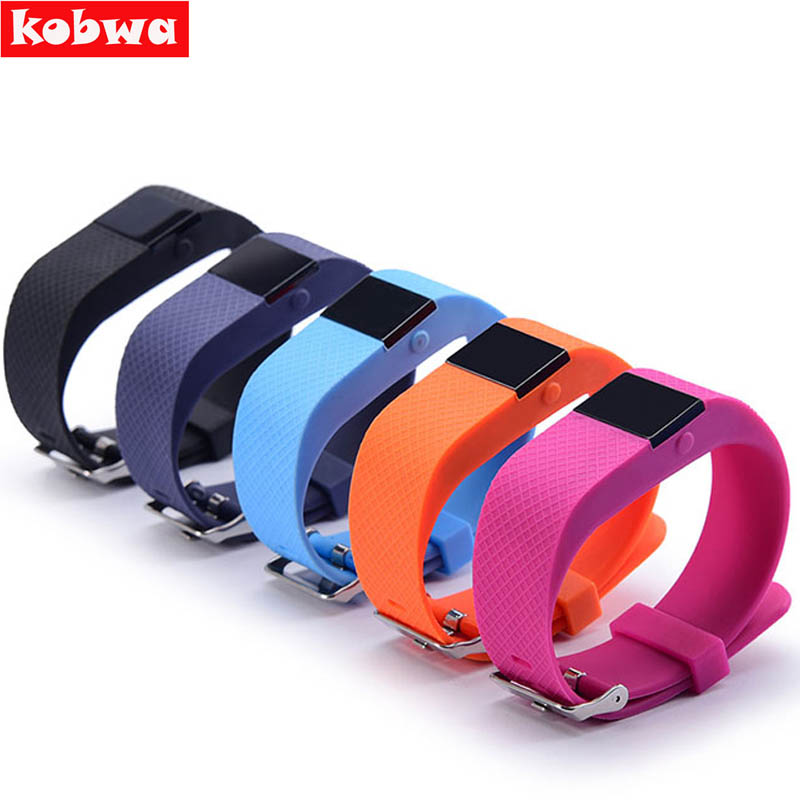 TW64S Waterproof Fitness Tracker Heart Rate monitor Smart band Smart Bracelet Bluetooth4 0 Wristband Watch for