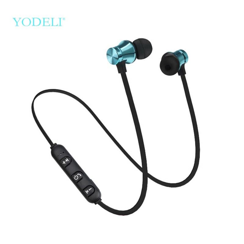 YODELI Bluetooth Headphones With MIC XT-11 Wireless Bluetooth Earphone Sport Sweatproof Bass Music Headset For Mobile Phones (7)