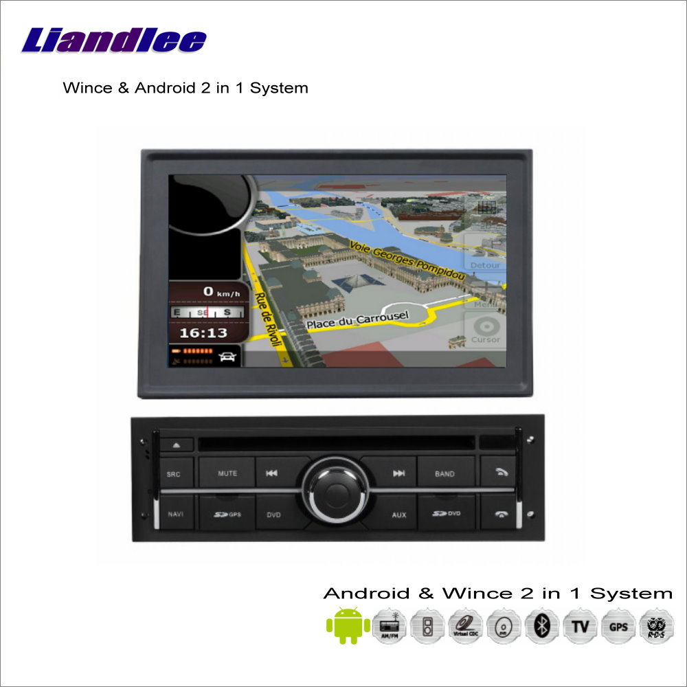 Liandlee Car Android Multimedia Stereo For Mitsubishi L200 2009~2014 Radio CD DVD Player GPS Nav Navi Map Navigation Audio Video