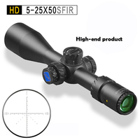 Discovery HD 5 25X50SFIR light Optic Sight Outdoor Hunting Traveling Rifle Monocular telescope Coordinate gun accessories
