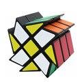Venta caliente de Alta Calidad de la Rueda de Viento Profesional Cubo Mágico Velocidad Puzzles Toy Aliens Tpye de Juguete Para Niños de Regalos Envío Gratis 50