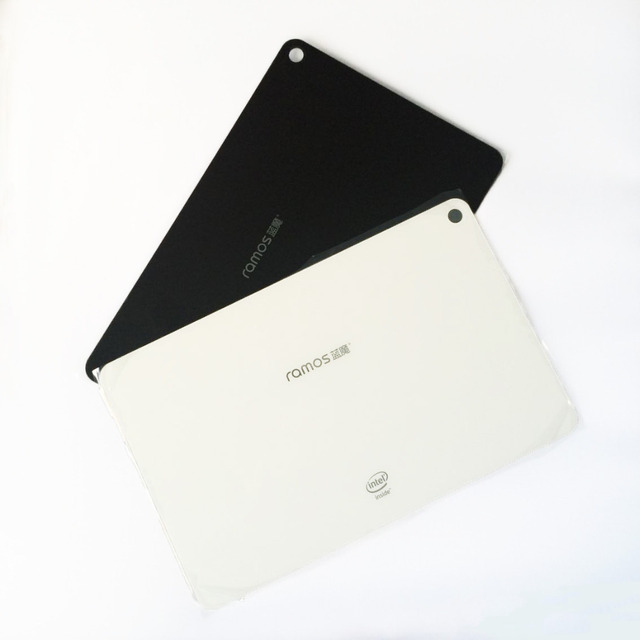"White New 8.9"" Ramos i9 3G Intel Z2580 Tablet Back Cover Panel Shell Bottom Plate Parts Replacement Free Shipping"