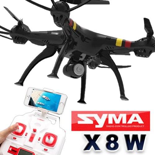Syma X8C X8W X8G 2.4G 4ch 6 axes Venture avec caméra grand Angle FPV RC quadrirotor RTF RC hélicoptère VS X5C F181 X6 FSWB