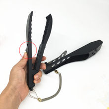 Fishing Grip Controller Fish Clamp Folidge Peche Fish Clip Lock Switch Tightening Holder Gripper Tool Tackle(China)