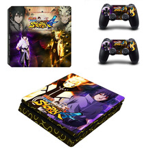 Naruto Slim Skin Sticker Decal For Sony PS4