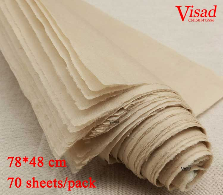 chinese rice paper painting supplies rice paper for artist painting Practise calligraphy xuan paper ultrathin Mao Bianzhi top chinese hemp paper hand made traditional rice paper for painting calligraphy artist supplies