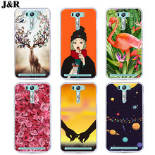 dd491c81b72 J&R Phone case For Asus Zenfone Selfie ZD551KL 4G Lte Back Cover Silicone  Soft TPU For